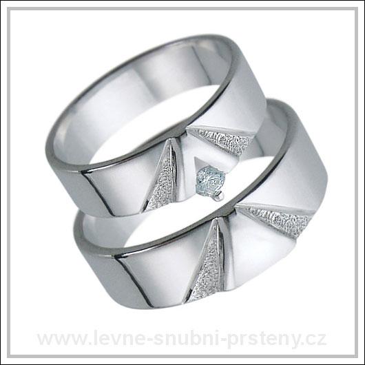Snubní prsteny LSP 2543