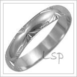 Snubní prsteny LSP 2544b