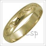 Snubní prsteny LSP 2546