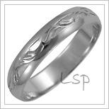 Snubní prsteny LSP 2546b