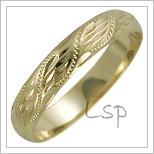 Snubní prsteny LSP 2548