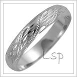 Snubní prsteny LSP 2548b