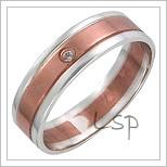 Snubní prsteny LSP 2551