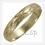 Snubní prsteny LSP 2553