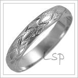 Snubní prsteny LSP 2553b