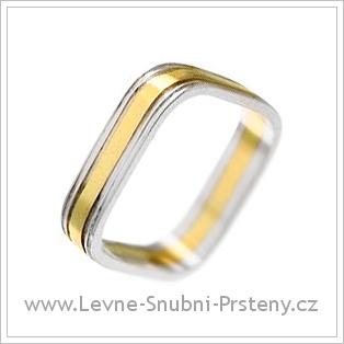 Snubní prsteny LSP 2554
