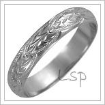 Snubní prsteny LSP 2555b
