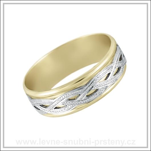 Snubní prsteny LSP 2556