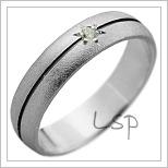 Snubní prsteny LSP 2561