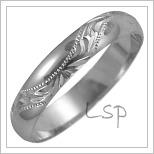 Snubní prsteny LSP 2564b
