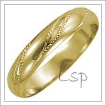 Snubní prsteny LSP 2573