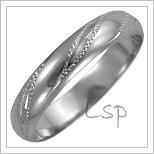 Snubní prsteny LSP 2573b