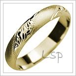 Snubní prsteny LSP 2578