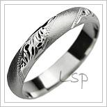 Snubní prsteny LSP 2578b