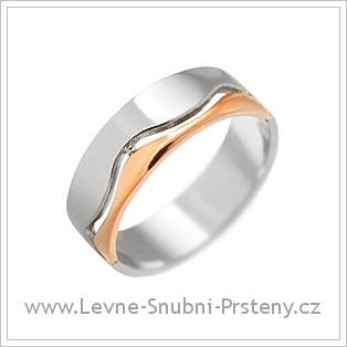Snubní prsteny LSP 2579