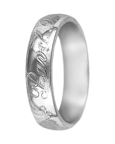 Snubní prsteny LSP 2582