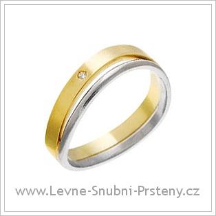 Snubní prsteny LSP 2588