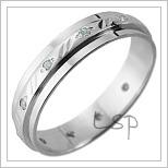 Snubní prsteny LSP 2595