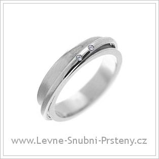 Snubní prsteny LSP 2596
