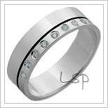 Snubní prsteny LSP 2601
