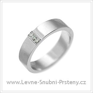 Snubní prsteny LSP 2605