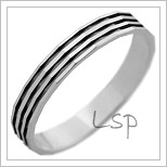 Snubní prsteny LSP 2607