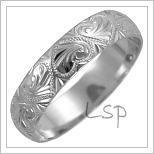 Snubní prsteny LSP 2608b