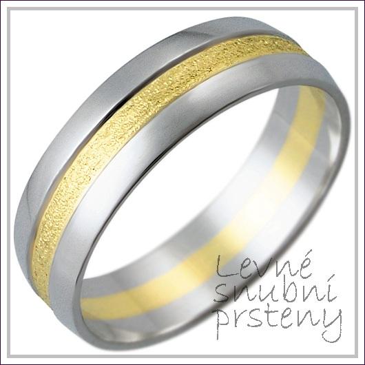 Snubní prsteny LSP 2613
