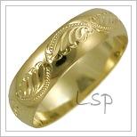 Snubní prsteny LSP 2614