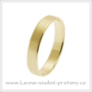 Snubní prsteny LSP 2616