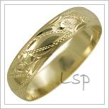 Snubní prsteny LSP 2618