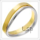 Snubní prsteny LSP 2621