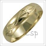 Snubní prsteny LSP 2624