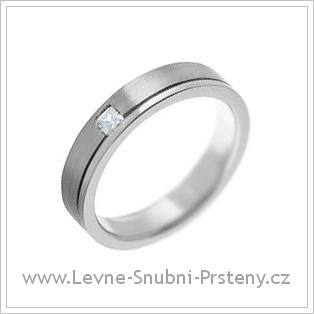 Snubní prsteny LSP 2625