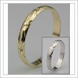 Snubní prsteny LSP 2626