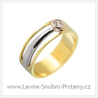 Snubní prsteny LSP 2629