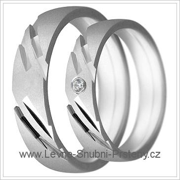 Snubní prsteny LSP 2632
