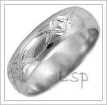 Snubní prsteny LSP 2633b