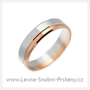 Snubní prsteny LSP 2634