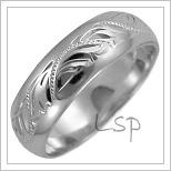 Snubní prsteny LSP 2635b