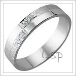 Snubní prsteny LSP 2639