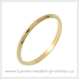 Snubní prsteny LSP 2651