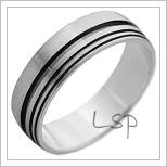 Snubní prsteny LSP 2655