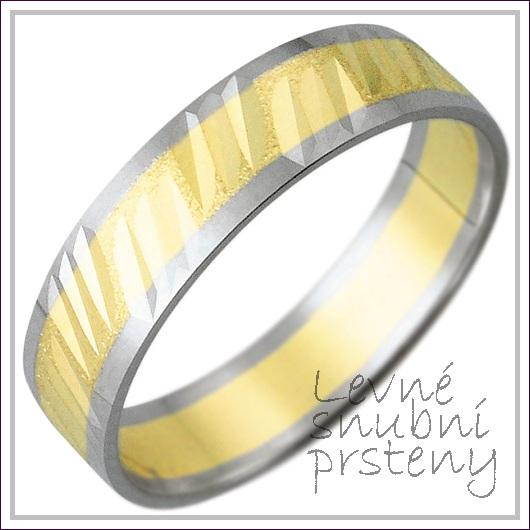 Snubní prsteny LSP 2659