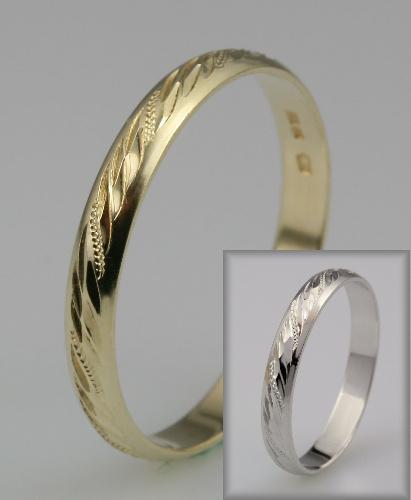 Snubní prsteny LSP 2664