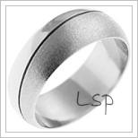 Snubní prsteny LSP 2669