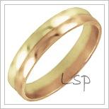 Snubní prsteny LSP 2670