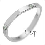 Snubní prsteny LSP 2679
