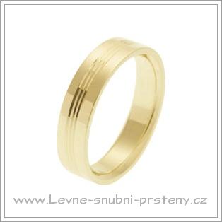 Snubní prsteny LSP 2686