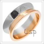Snubní prsteny LSP 2689